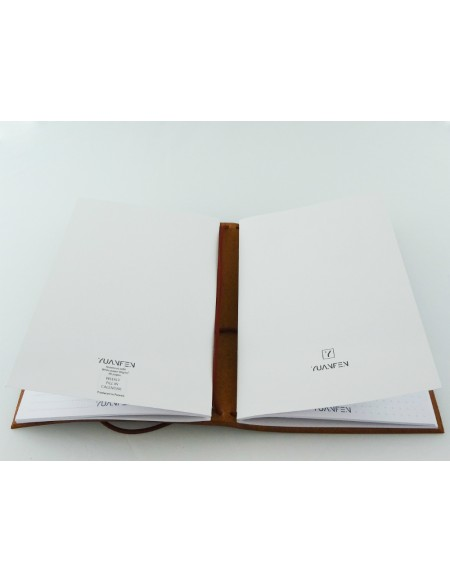 NO-SPINE NOTEBOOK